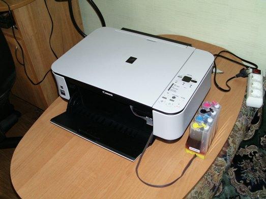 Принтер для canon mp250